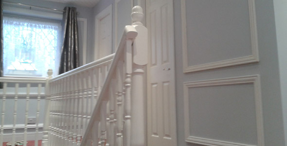 Stairs and Bannister installs