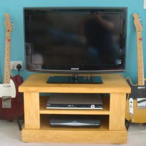 Bespoke Wooden TV Unit