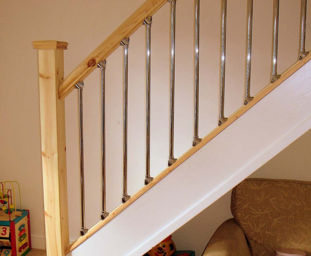 Stairs Amp Banisters Michael Smyth Carpentry