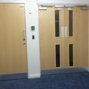 Commercial Internal Doors