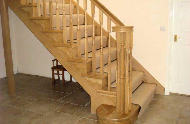 High end staircase
