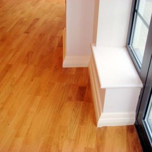 Laminate Flooring Fitting With Skirting Boards