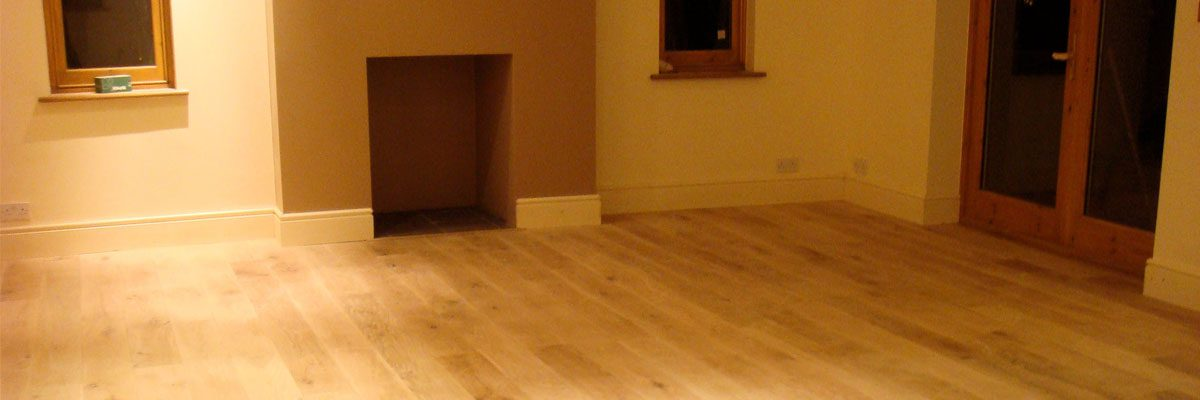 Laminate Flooring & Skirting Boards