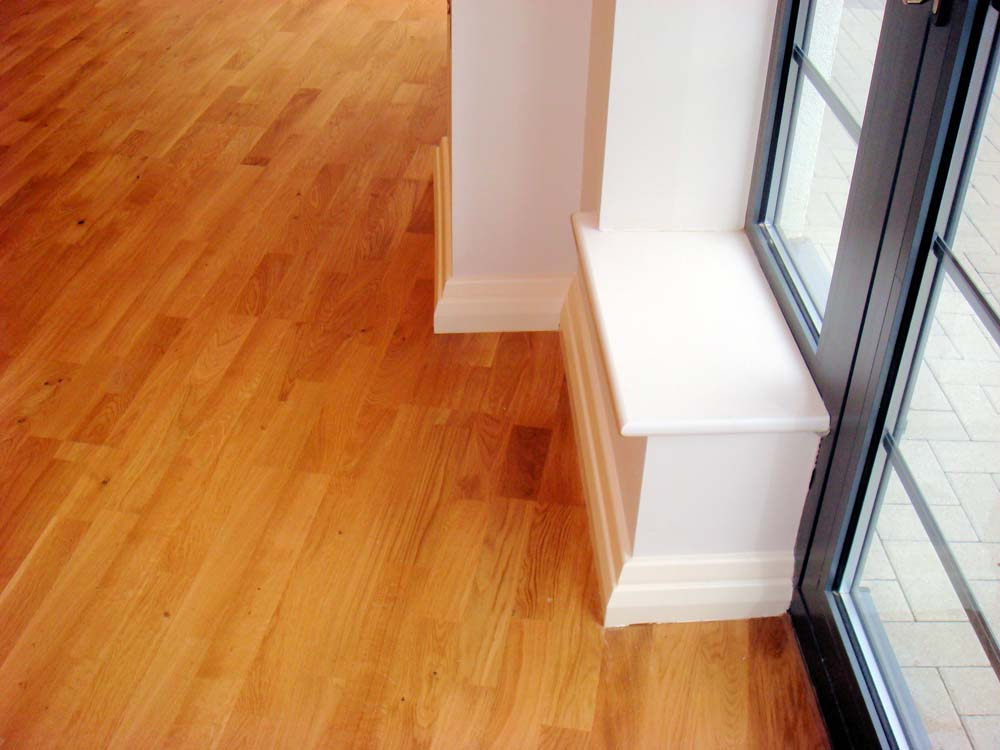 Laminate Flooring Ing With Skirting Boards