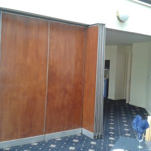 Partition Folding Doors